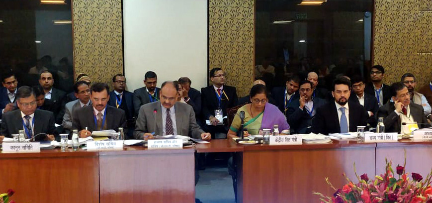 38TH GST COUNCIL MEETING